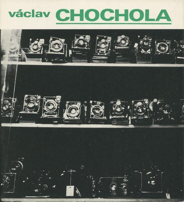 VÁCLAV CHOCHOLA: FOTOGRAFIE Z LET 1940-1982
